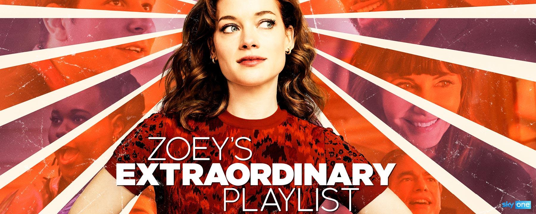 Sky X Zoey's Extraordinary Playlist