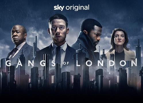 Sky X Gangs of London