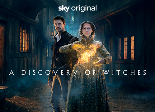 Sky X - A Discovery of Witches