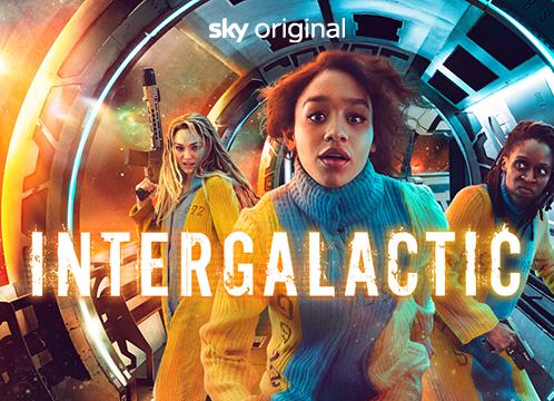 Sky X - Intergalactic