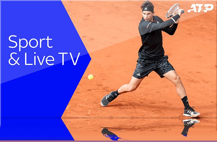 Sky X Sport & Live TV