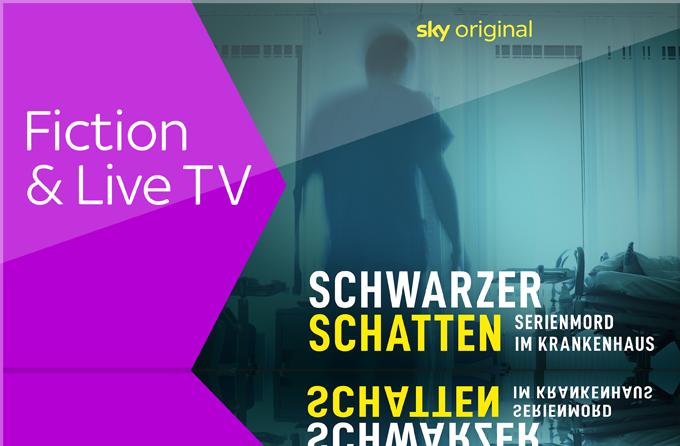 Sky X Fiction & Live TV