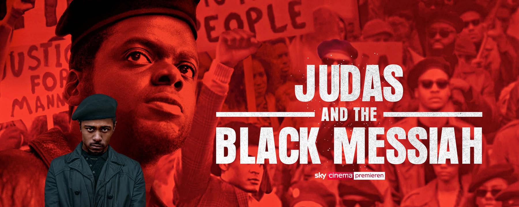 Judas and the Black Messiah | Sky X