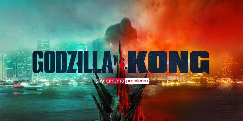 Godzilla vs. Kong | Sky X