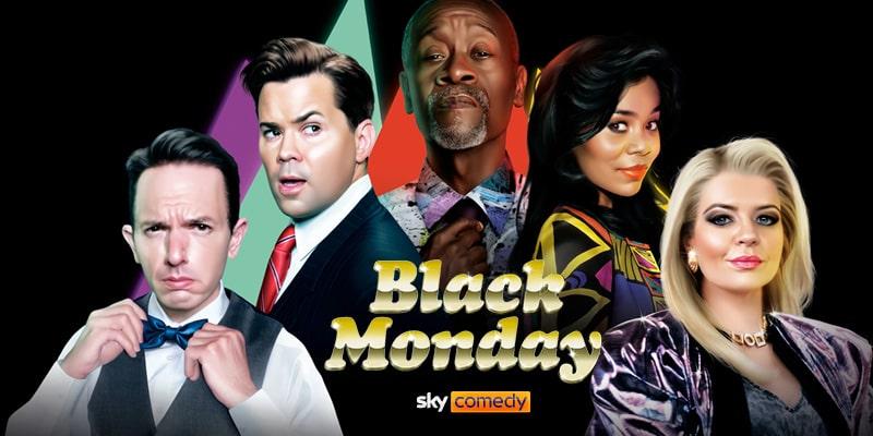 Sky X   Black Monday