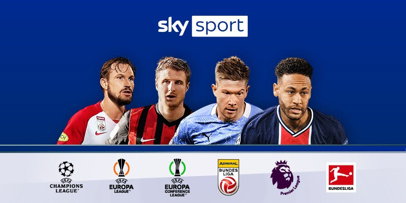 Sky X   100% Live-Sport streamen