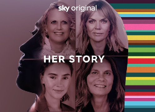 Sky X - Her Story