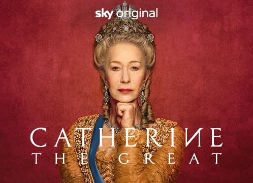 Sky X Cahterine The Great