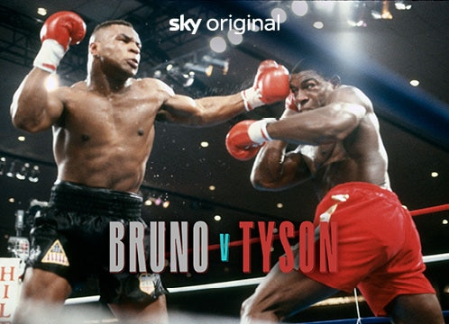 Sky X - Bruno vs. Tyson