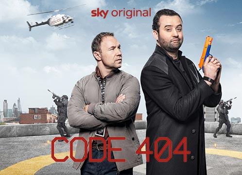 Sky X - Code 404