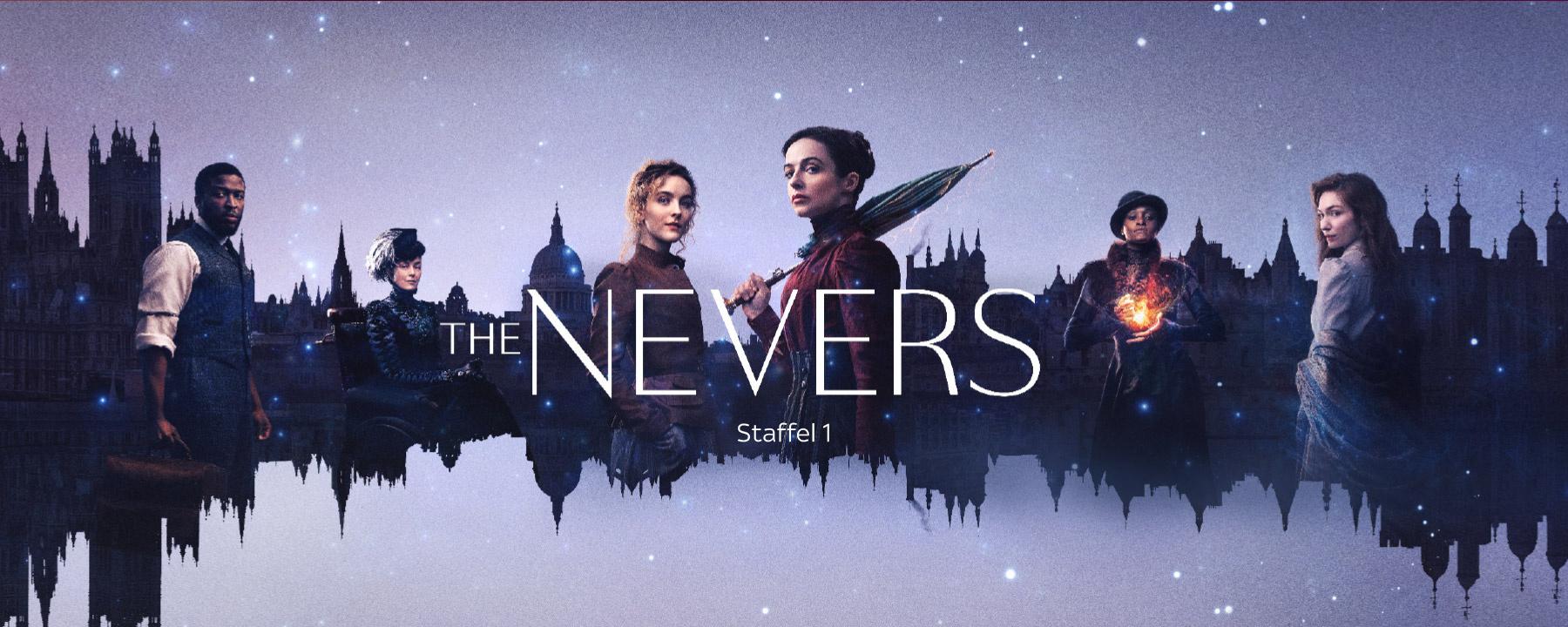 Sky X | The Nevers