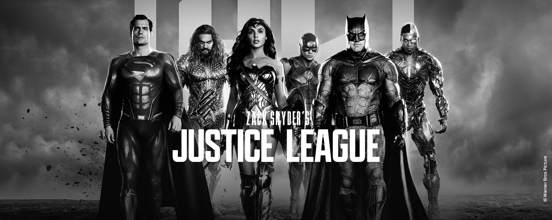 Zack Snyder's Justice League | Sky X