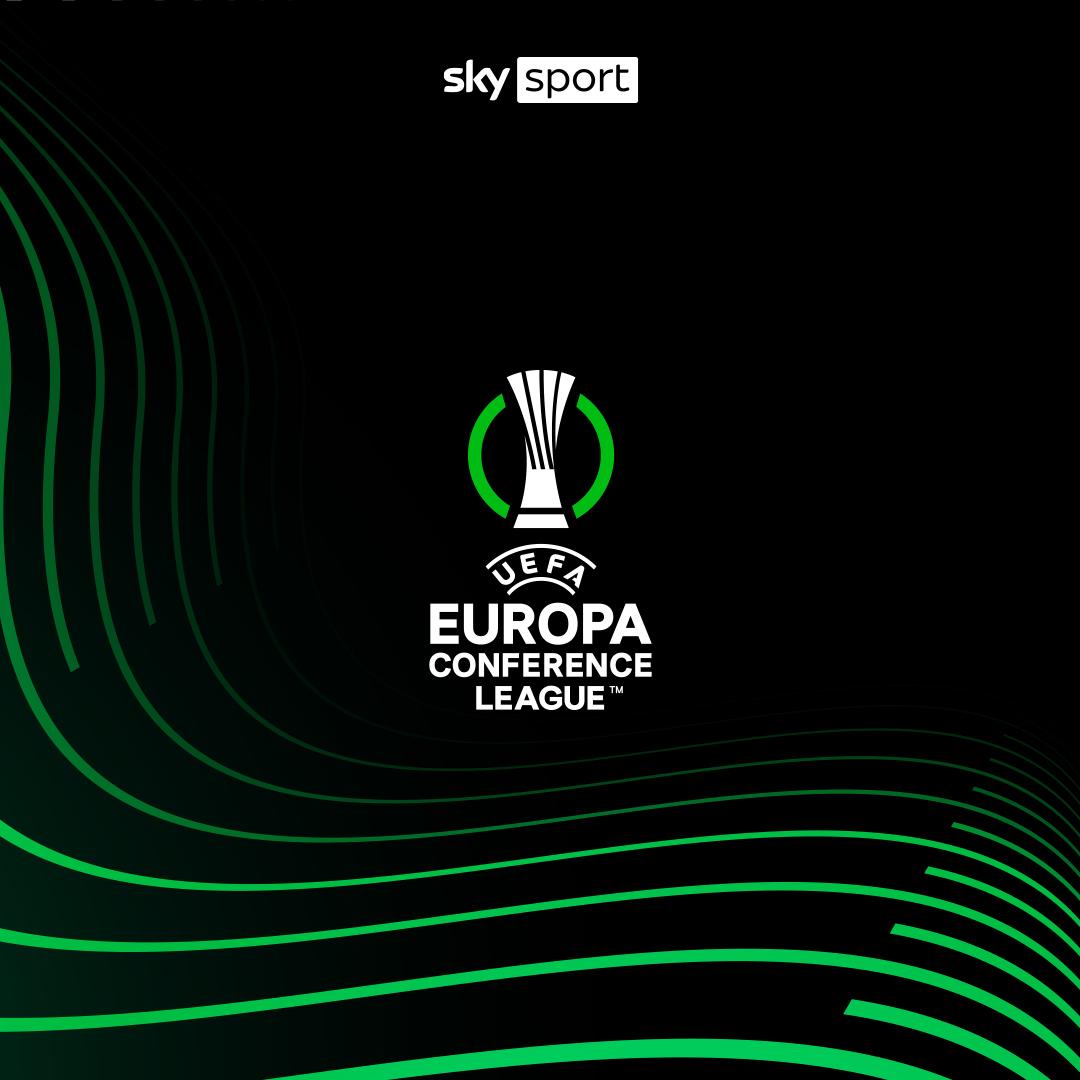 Die UEFA Europa Conference League live streamen mit Sky X