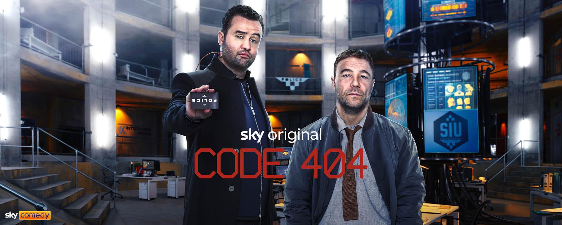 Sky X | Code 404