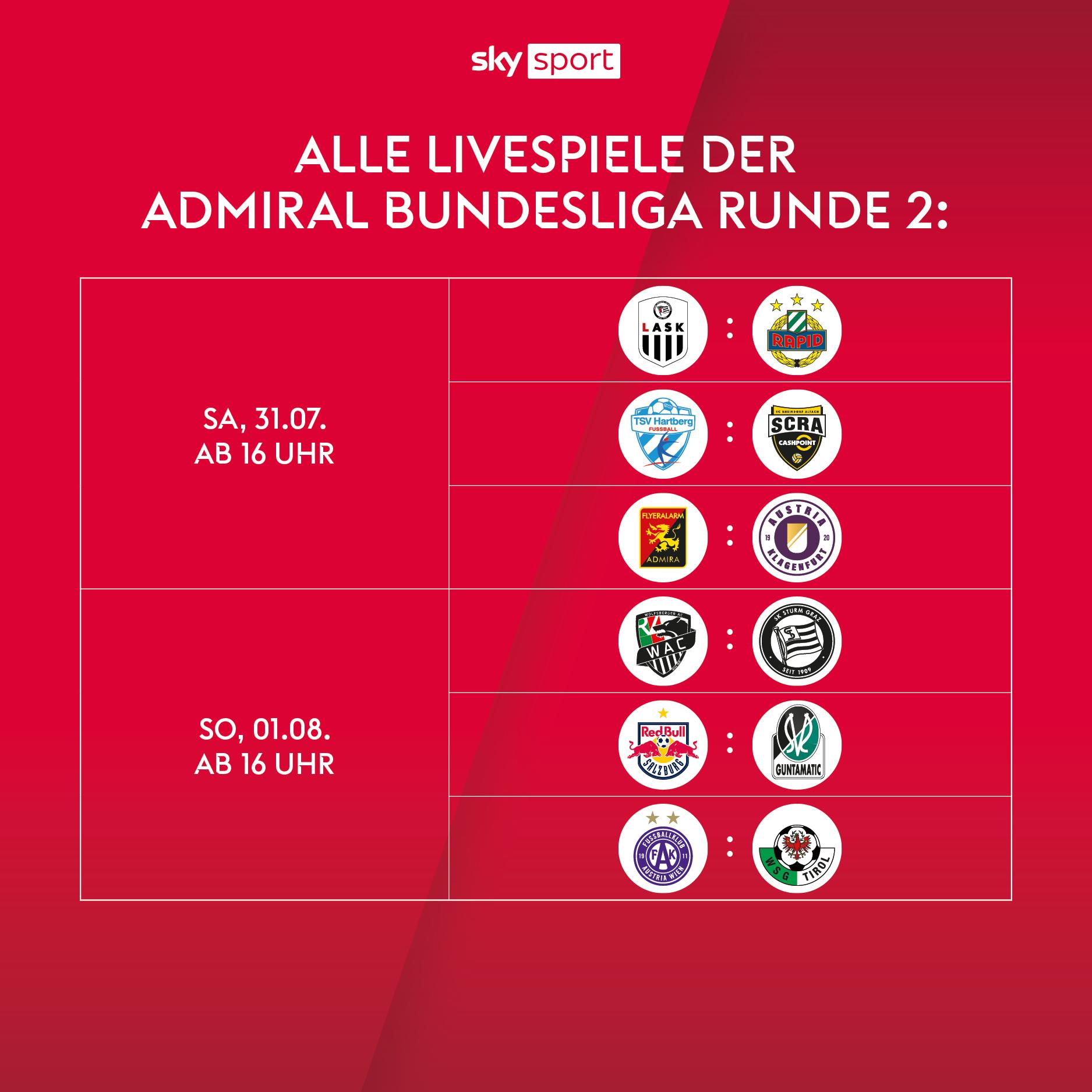 Sky X Bundesliga