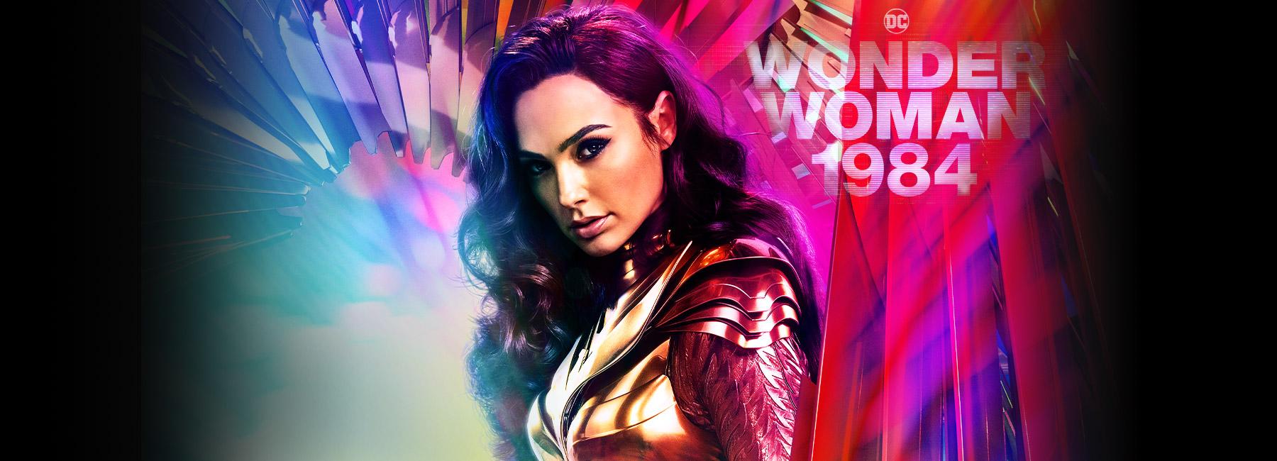 Sky X Wonder Woman 1984
