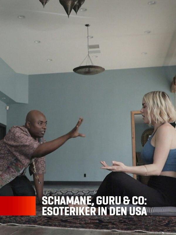 Schamane, Guru & Co: Esoteriker in den USA