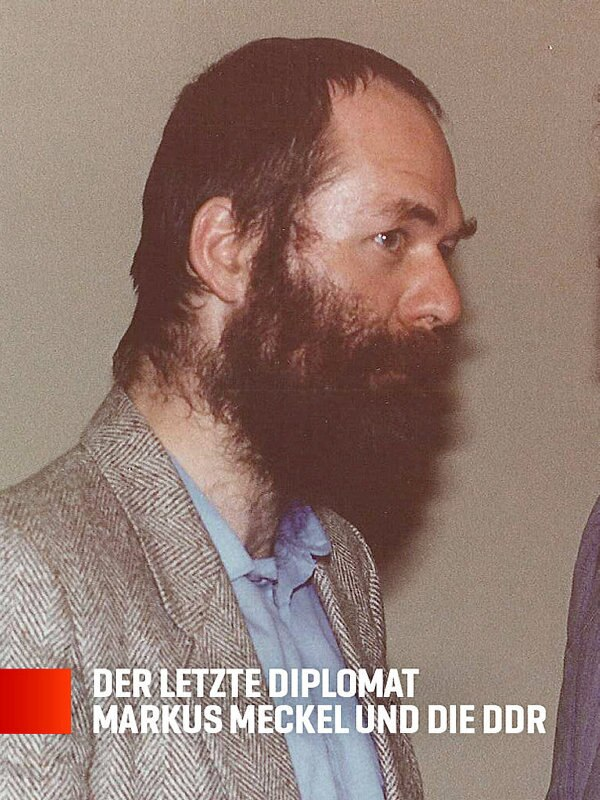 Der letzte Diplomat - Markus Meckel und die DDR