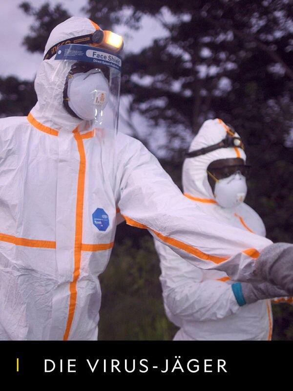 Die Virus-Jäger