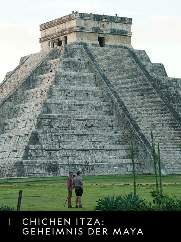 Chichen Itza: Geheimnis der Maya