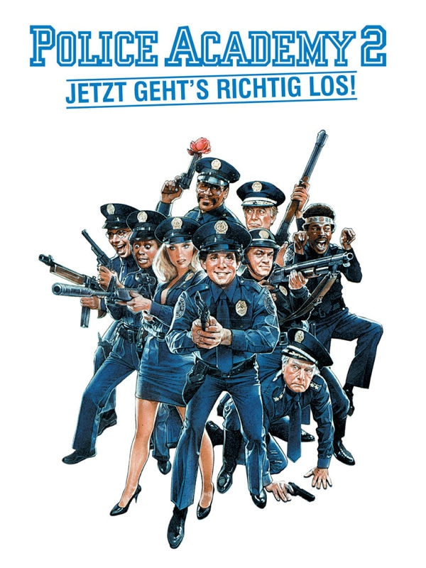 Police Academy 2: Jetzt geht's erst richtig los