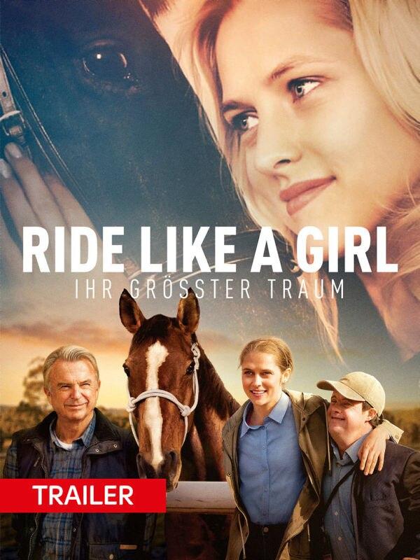 Trailer: Ride like a Girl - Ihr größter Traum