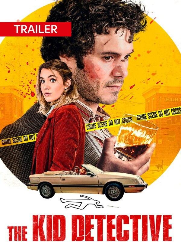 Trailer: The Kid Detective
