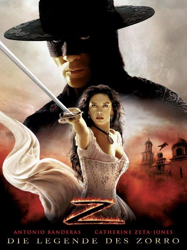 Die Legende des Zorro