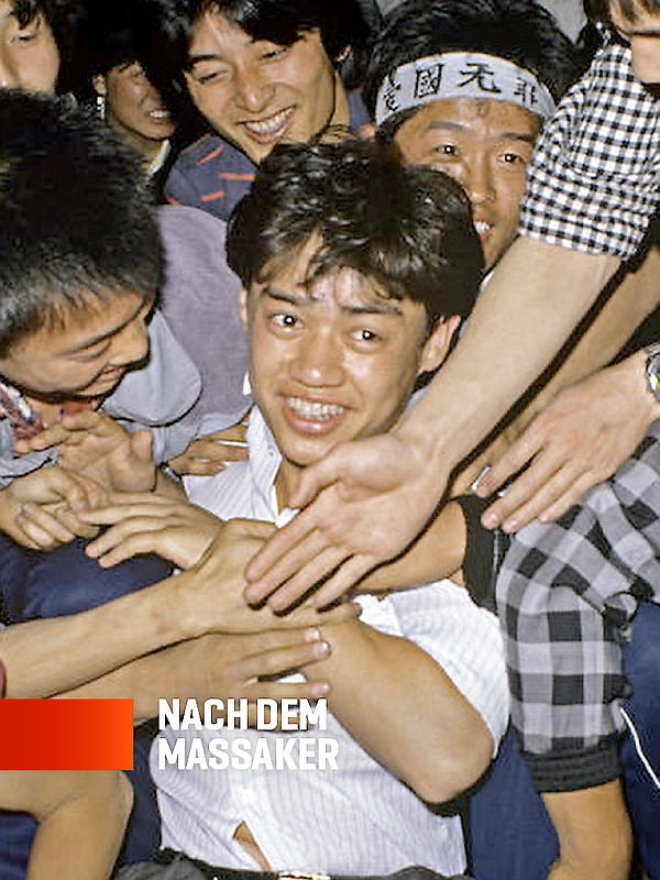 Nach dem Massaker - Flucht vom Platz des Himmlischen Friedens