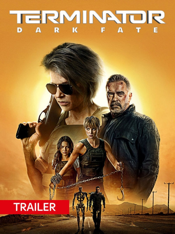 Trailer: Terminator: Dark Fate
