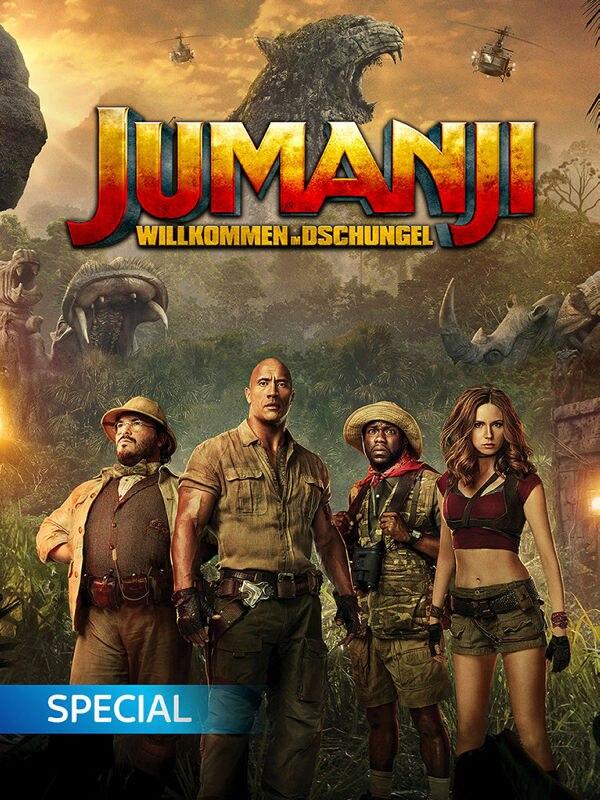 Jumanji: Special (OmU)