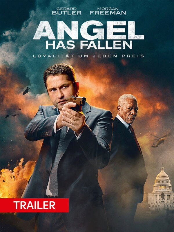 Trailer: Angel Has Fallen