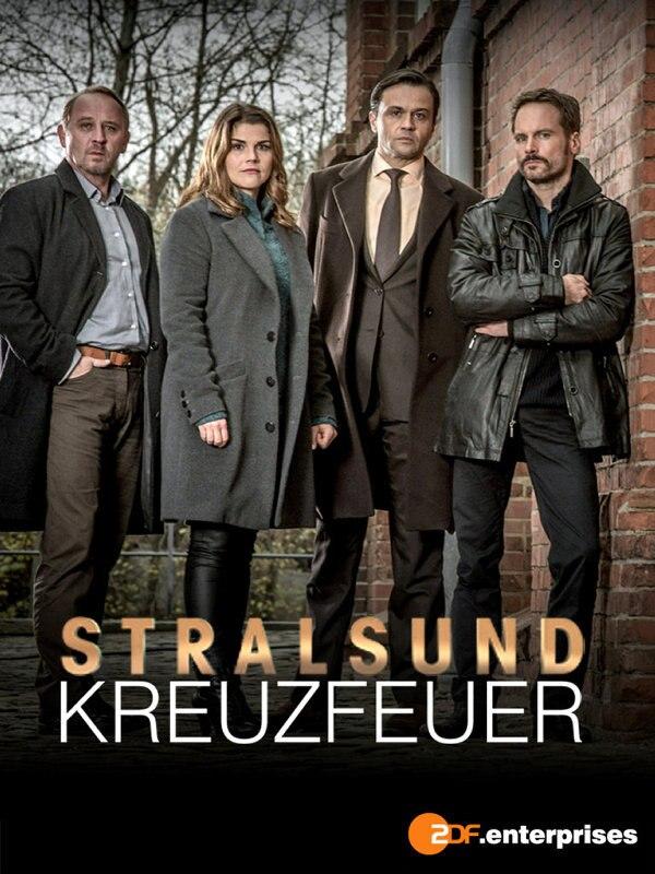 Stralsund: Kreuzfeuer