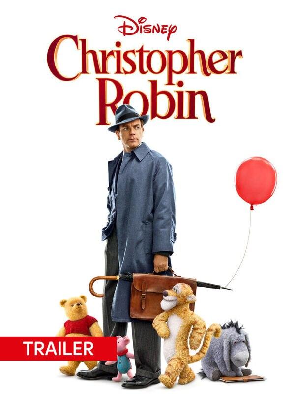 Trailer: Christopher Robin