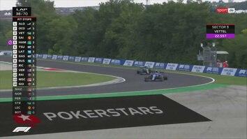 F1 XXL-Highlights: Ocon triumphiert beim GP von Ungarn
