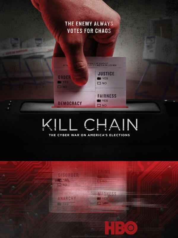 Kill Chain: Cyberangriff auf die US-Wahlen