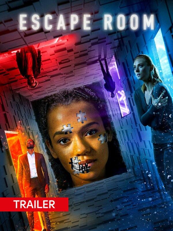 Trailer: Escape Room
