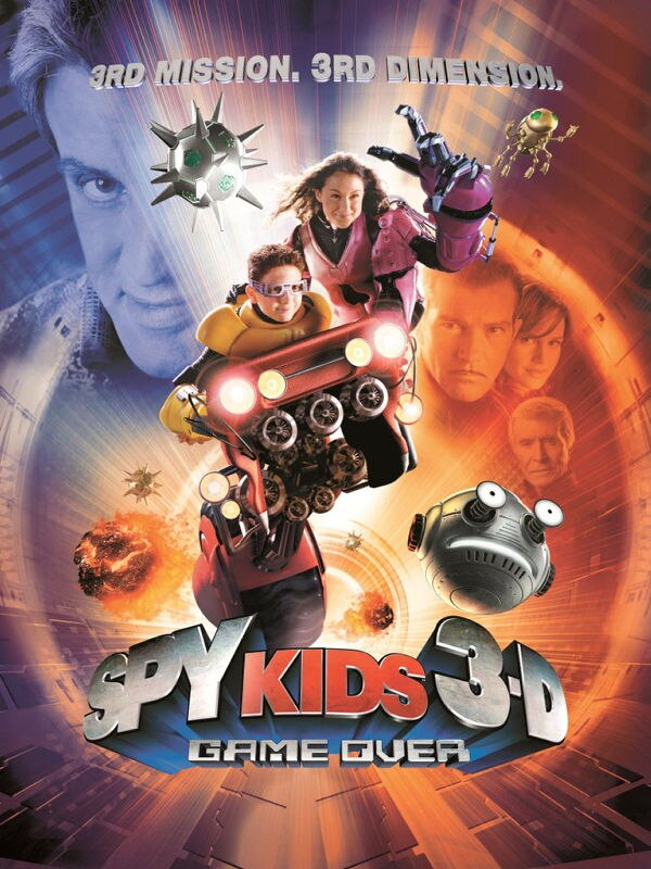 Spy Kids - Mission 3D