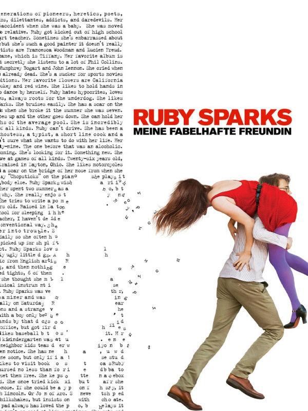 Ruby Sparks - Meine fabelhafte Freundin