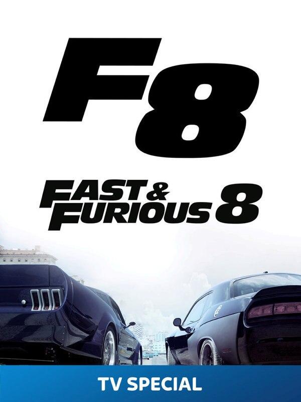 TV Special: Fast & Furious 8 (OV)