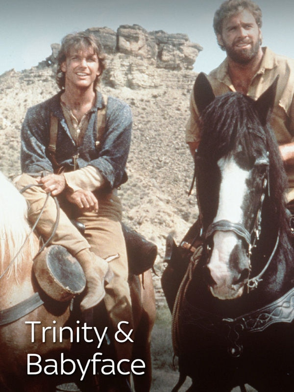 Trinity & Babyface - Sie können's nicht lassen