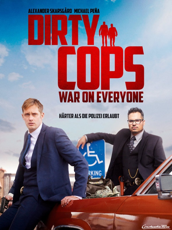Dirty Cops - War on Everyone