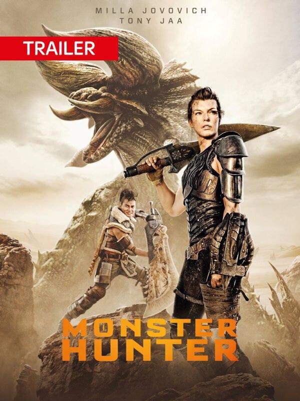 Trailer: Monster Hunter