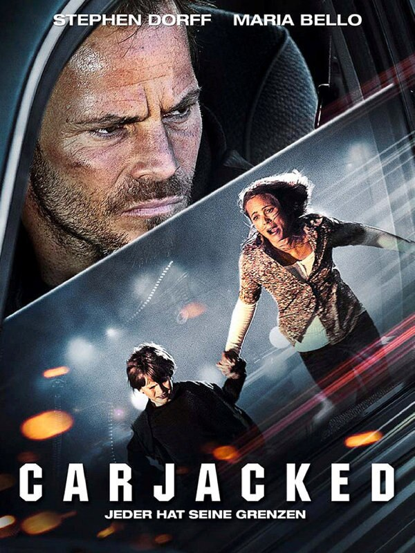 Carjacked - Jeder hat seine Grenzen