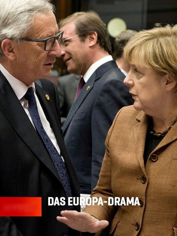 Das Europa-Drama