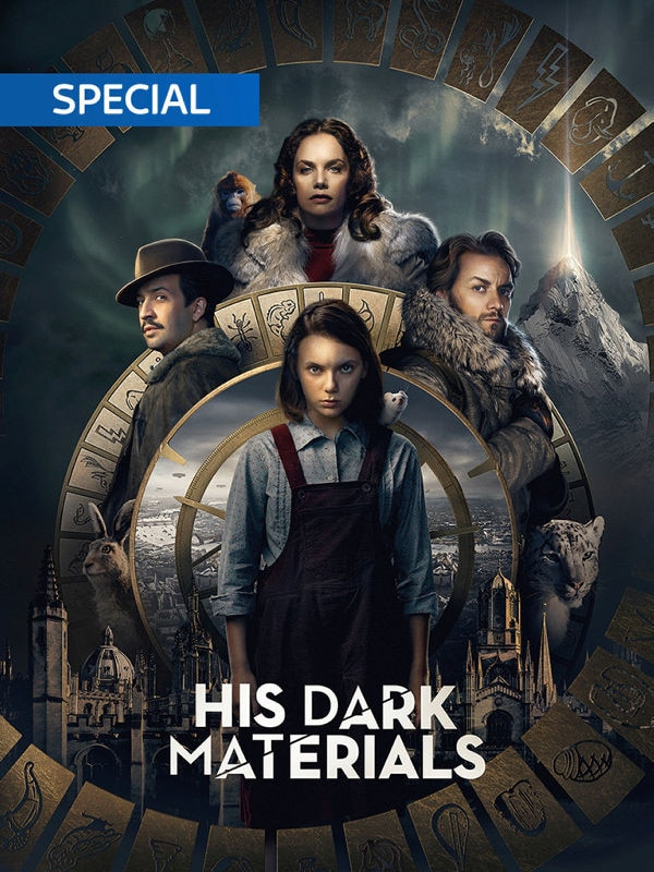 His Dark Materials - Behind the Scenes: Lyra (OV)