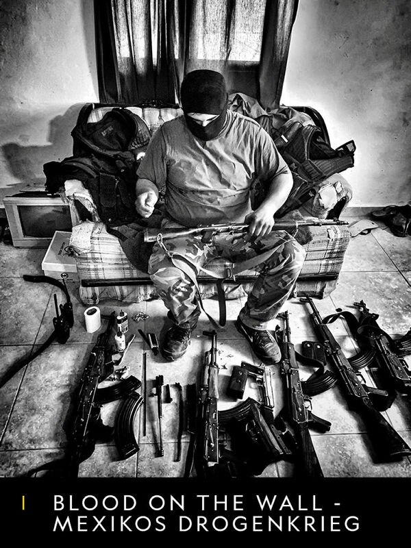 Blood on the Wall - Mexikos Drogenkrieg