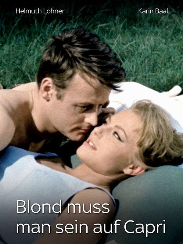 Blond muss man sein auf Capri