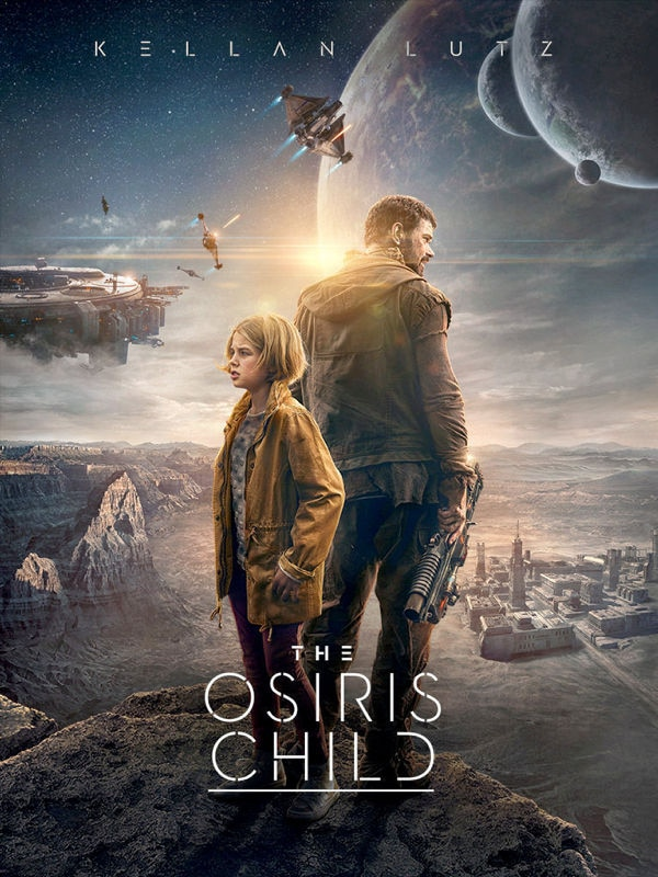The Osiris Child - Science Fiction Volume One