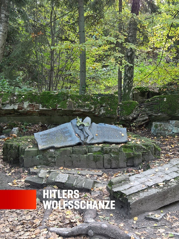 Hitlers Wolfsschanze